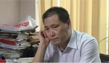 Chinese human rights defender Pu Zhiqiang. VOA/Wikimedia Commons. Some rights reserved.