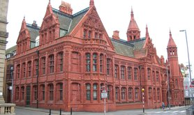 Birmingham Magistrates Court, wikimedia