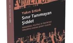 Book cover. Author Yakin Erturk.