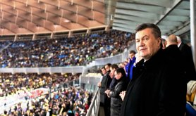 Yanukovych_Football
