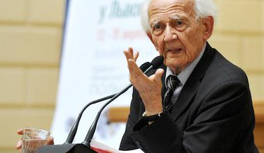 Zygmunt Bauman. Wikimedia Commons/Forumlitfest. Some rights reserved.