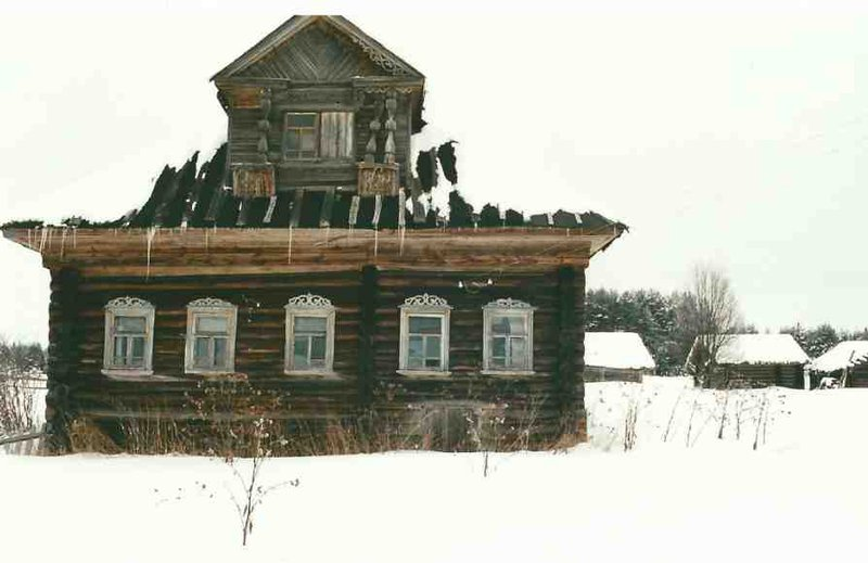 The death of the Russian village | openDemocracy