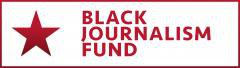 Black journalism fund logo