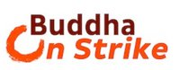 Buddha on Strike logo