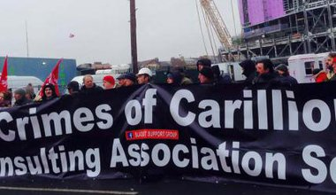 carillion protest outside anfield from twitter.jpg