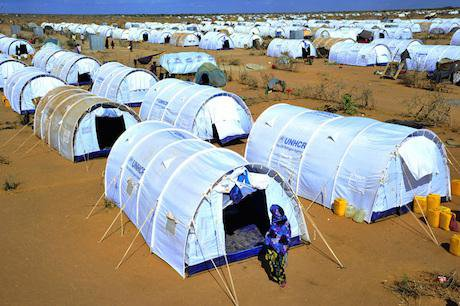 Dada is the largest refugee complex in the world. Alex Kamweru/Demotix. All rights reserved.