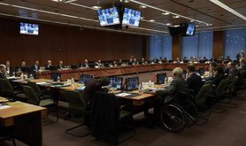 Eurogroup meeting 2015