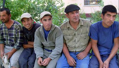 Migrants in Kazakhstan from the Fergana Valley, which spans Kyrgyzstan, Tajikistan and Uzbekistan.