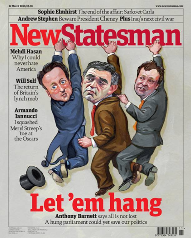 Hang 'Em - New Statesman cover