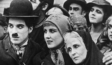 Charlie Chaplin in 'The Immigrant'