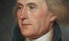 Thomas Jefferson, portrait