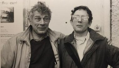 Oysters in Paris. John Berger and Anthony Barnett. Some rights reserved.