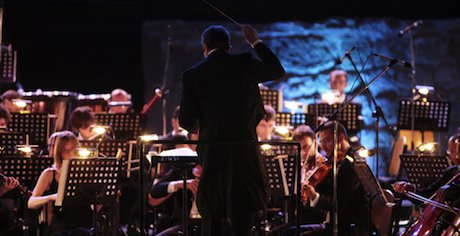 Rome Orchestra. Demotix/Gabous Yahya. All rights reserved.