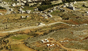On Jewish settlement outpost by the Palestinian city of Bethlehem, (Milutin Labudovic, 2002)