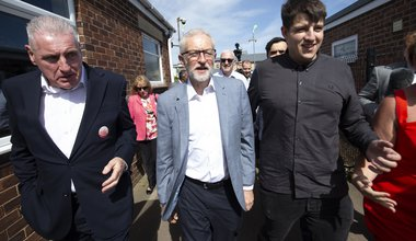 Jeremy Corbyn peterborough