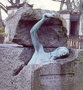 Georges Rodenbach tomb