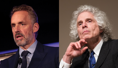 Steven Pinker and Jordan Peterson: a bridge between fringe and mainstream conservatism?