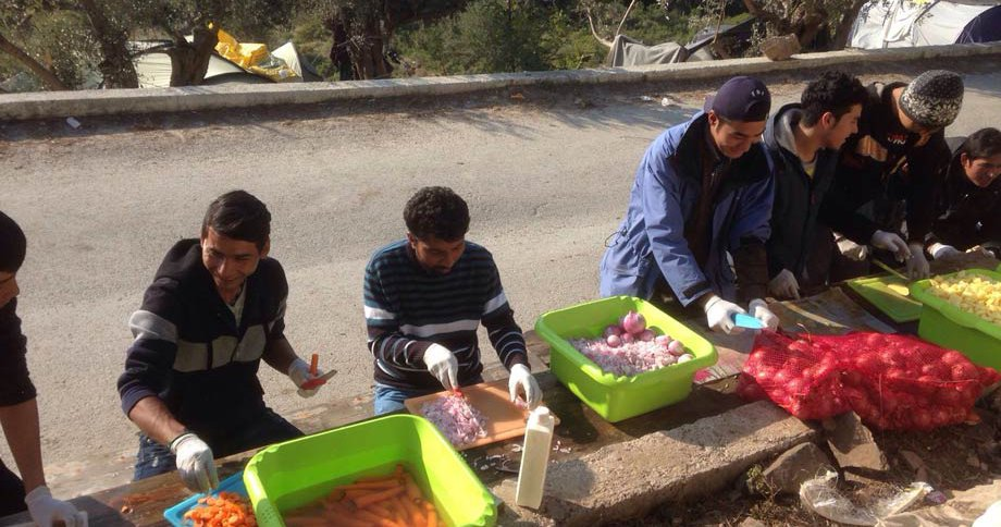 Revealing Truths Talking With Refugees In Samos Opendemocracy