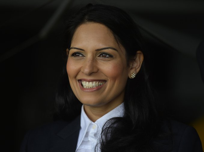 5 reasons Priti Patel is the last person Britain should be ...