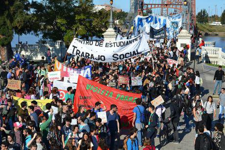 The politics of protest in Argentina | openDemocracy