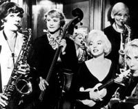 Some Like it Hot - band practise
