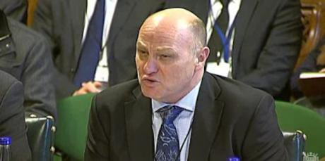Stephen Small, G4S executive in charge of asylum housing, Public Accounts Committee, Feb 2014