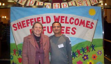 sushil-volunteering-at-multi-agency-drip-in-in-sheffield.-he-met-green-party-leader-natalie-bennet-there.jpg