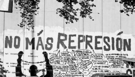 No More Repression.