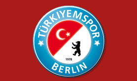 Türkiyemspor's emblem. Türkiyemspor/All rights reserved.