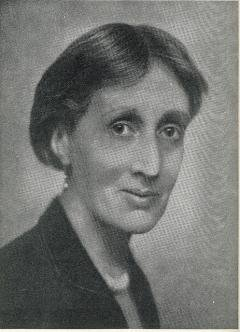 Black and white drawing of a woman smiling