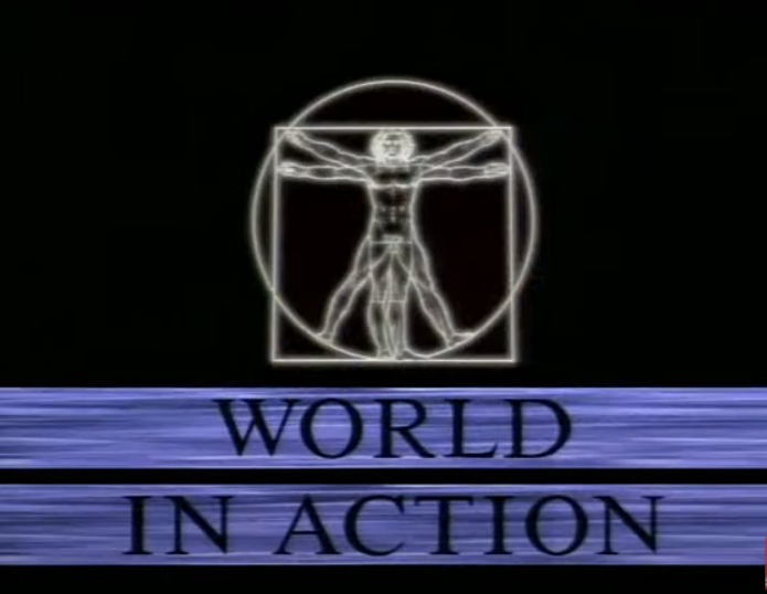World in Action title screen