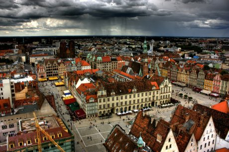 pretty cheap good texture new arrival Wrocław is afraid: an experiment in the European Capital of ...