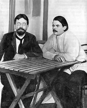 Chekhov and Gorky