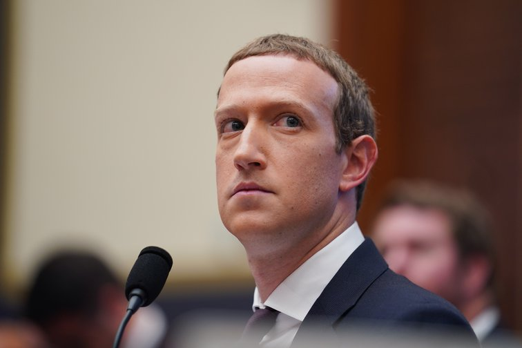 Facebook CEO Mark Zuckerberg testifies before the U.S. House Financial Services Committee